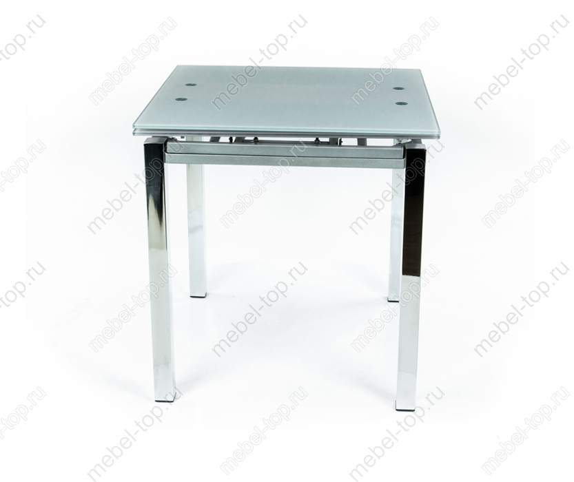 Стол раскладной TB017-11Обеденные столы<br>Размер: 74/124х74х75<br><br>Артикул: 1165<br>Материалы: Металл, закаленное стекло<br>Полный размер (ДхГхВ): 74/124х74х75<br>Вес товара (кг): 38<br>Цвет: Белый, бежевый<br>Изготовление и доставка: 1-3 дня<br>Условия доставки: Бесплатная по Москве до подъезда<br>Условие оплаты: Оплата наличными при получении товара<br>Доставка по МО (за пределами МКАД): 30 руб./км<br>Подъем на лифте: 300 руб.<br>Гарантия: Китай<br>Производитель: Woodville