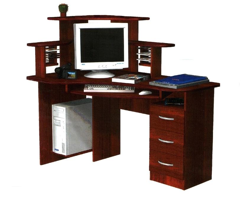 Компьютерный угловой стол СКУ-4 компьютерный стол кс 20 30