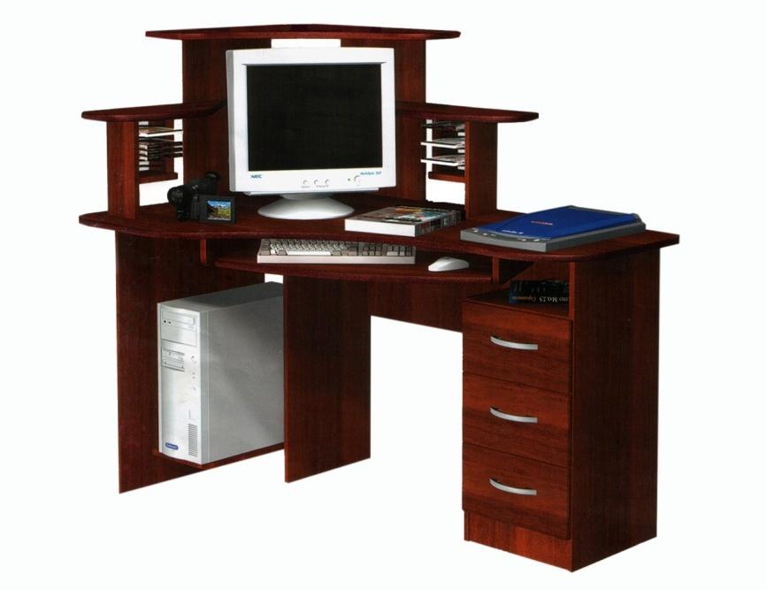 Компьютерный стол СКУ-5Компьютерные столы<br>Размер: 1400х900 В800/1340<br><br>Материалы: ЛДСП, кромка ПВХ<br>Полный размер (ДхГхВ): 1400х900х800/1340<br>Примечание: Доставляется в разобранном виде<br>Изготовление и доставка: 6-10 дней, дни доставок среда и суббота<br>Условия доставки: Бесплатная по Москве до подъезда<br>Условие оплаты: Оплата наличными при получении товара<br>Доставка по МО (за пределами МКАД): 30 руб./км<br>Доставка в пределах ТТК: Доставка в центр Москвы осуществляется ночью, с 22.00 до 6.00 утра<br>Подъем на лифте: 300 руб.<br>Подъем без лифта: 150 руб./этаж<br>Сборка: 10% от стоимости изделия, но не менее 1,000 руб.<br>Гарантия: 12 месяцев<br>Производство: Россия<br>Производитель: ГРОС