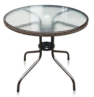 Кофейный столик для дачи TLH-087А/В-80 Афина Мебель