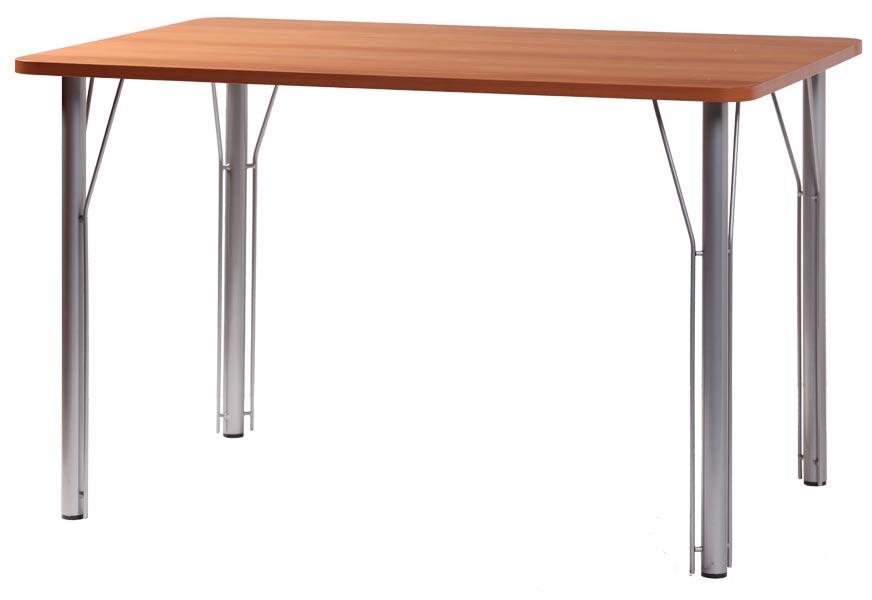Стол Т500/Z500Обеденные столы<br>Размер: 120х80 В75<br><br>Материалы: ЛДСП, кромка ПВХ<br>Каркас: Металлический<br>Полный размер: 120х80 В75<br>Вес товара (кг): 19<br>Цвет: Клен<br>Примечание: Доставляется в разобранном виде<br>Изготовление и доставка: 2-3 дня<br>Условия доставки: Бесплатная по Москве до подъезда<br>Условие оплаты: Оплата наличными при получении товара<br>Подъем на лифте: 300 руб.<br>Гарантия: 12 месяцев<br>Производство: Россия, г. Красноярск<br>Производитель: Командор