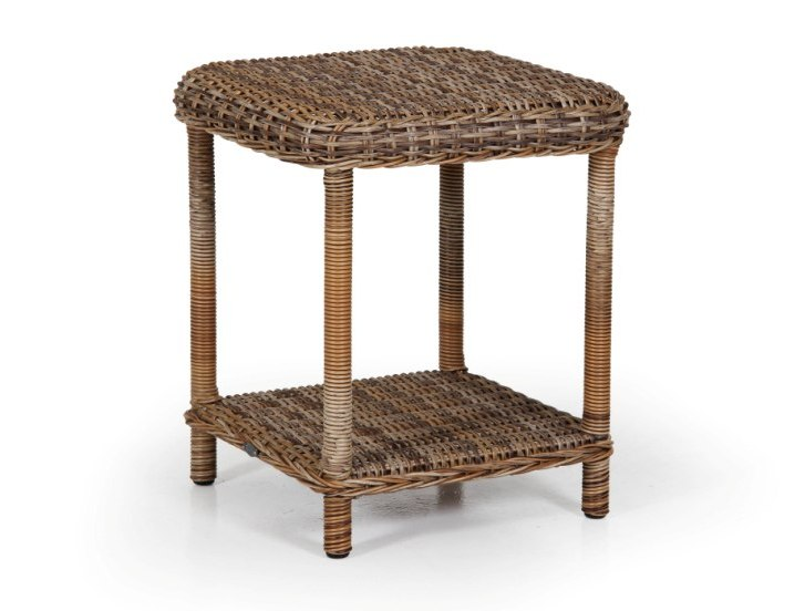 Кофейный столик из ротанга Catherine Brafab