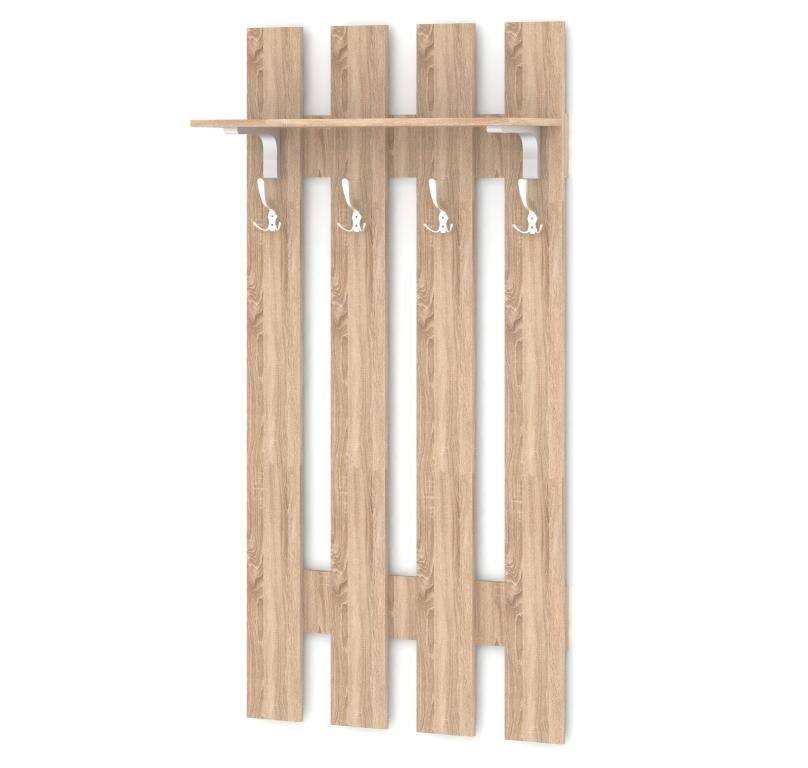 Стеновая панель Горизонт с крючками