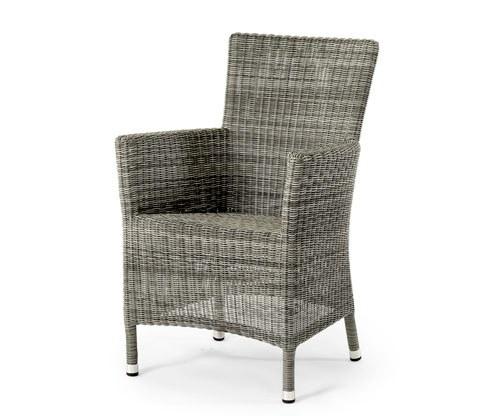 Плетеное кресло Bianca плетеное кресло madison grey