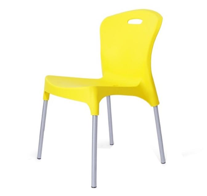 Стул Emy XRF-065-AYПластиковая мебель<br><br><br>Артикул: XRF-065-AY<br>Материалы: Сидение полипропилен<br>Каркас: Труба сталь с серебристым полимерным покрытием<br>Полный размер: 56х52 В85<br>Вес товара (кг): 3,65<br>Цвет: Yellow, green, white, red, blue, orange<br>Изготовление и доставка: 2-3 дня<br>Условия доставки: Бесплатная по Москве до подъезда<br>Условие оплаты: Оплата наличными при получении товара<br>Производство: Китай<br>Производитель: Афина Мебель