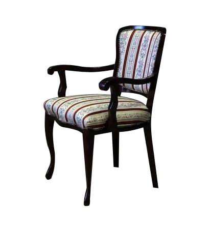 Стул Silvija с подлокотниками стул с подлокотниками касабланка серый