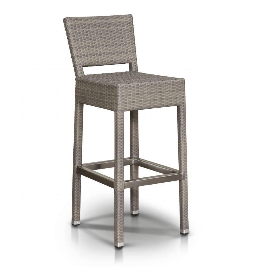 Плетеный барный стул Стреза плетеный стул форли