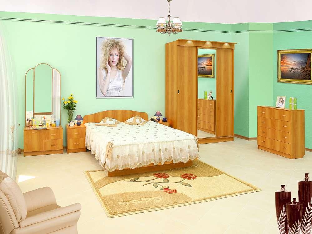 Спальня Светлана-4 спальня светлана 2
