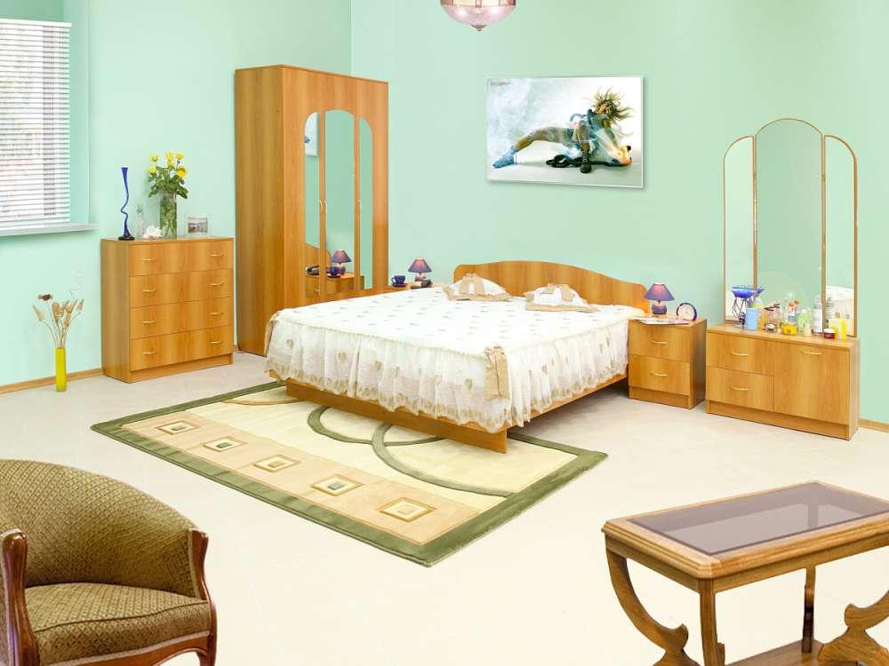 Спальня Светлана-6 спальня светлана 2