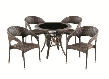 Комплект мебели для дачи Бергамо
