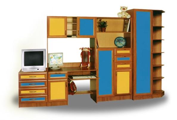 Mолодежная стенка Том и Джерри-2 МДФДетские комнаты<br>Размер: 3200х2100х560<br><br>Материалы: ЛДСП, рамка МДФ<br>Полный размер (ДхВхГ): 3200х2100х560<br>Примечание: Ручки пластиковые в цвет мебели!<br>Изготовление и доставка: 8-10 дней<br>Условия доставки: Бесплатная по Москве до подъезда<br>Условие оплаты: Оплата наличными при получении товара<br>Доставка по МО (за пределами МКАД): 30 руб./км<br>Доставка в пределах ТТК: Доставка в центр Москвы осуществляется ночью, с 22.00 до 6.00 утра<br>Подъем на грузовом лифте: 800 руб.<br>Подъем без лифта: 400 руб./этаж<br>Сборка: 10% от стоимости изделия<br>Гарантия: 12 месяцев<br>Производство: Россия<br>Производитель: Mebelus