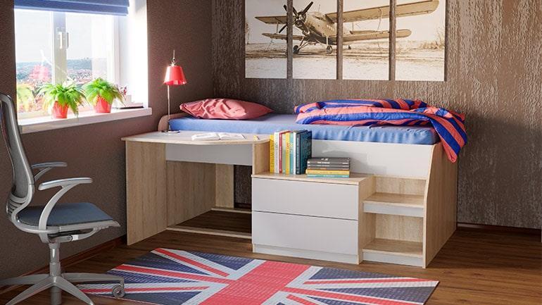 Детская кровать Тони-12