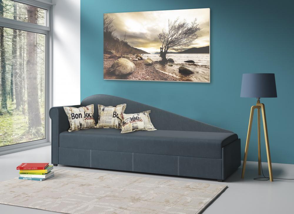 Выкатной диван Троя