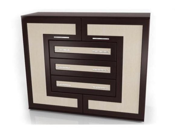 Тумба Мебелайн-10 стенка мебелайн 5