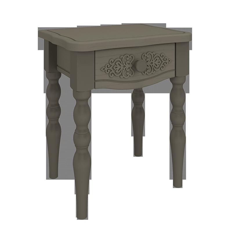 Тумба прикроватная Ассоль Плюс АС-39 тумба комбинированная компасс мебель соня со 18