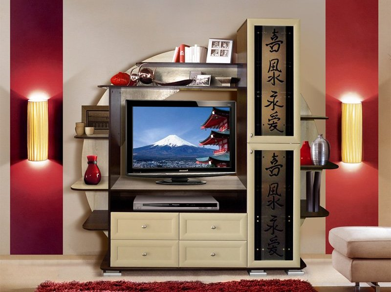 Токио тумба под телевизор КМК 0350
