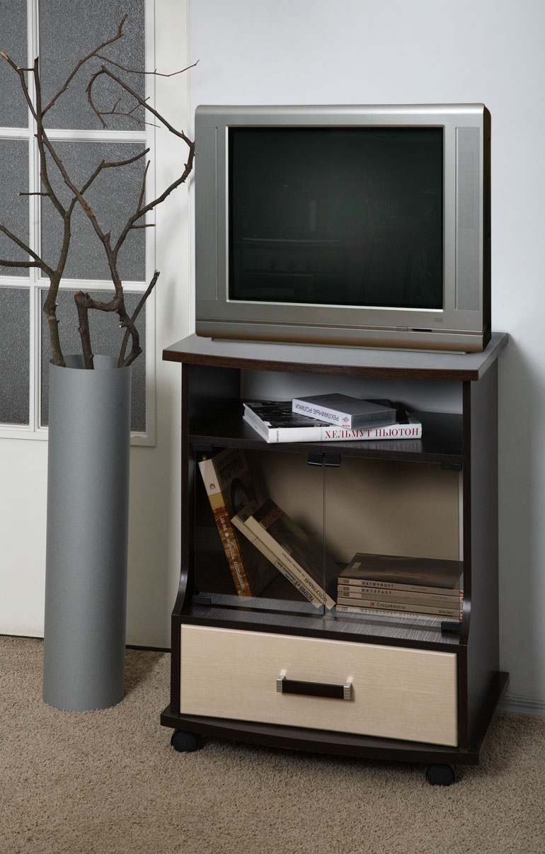 Тумба ТВ Виста-1 тумба holder albero tv 37140 н черная