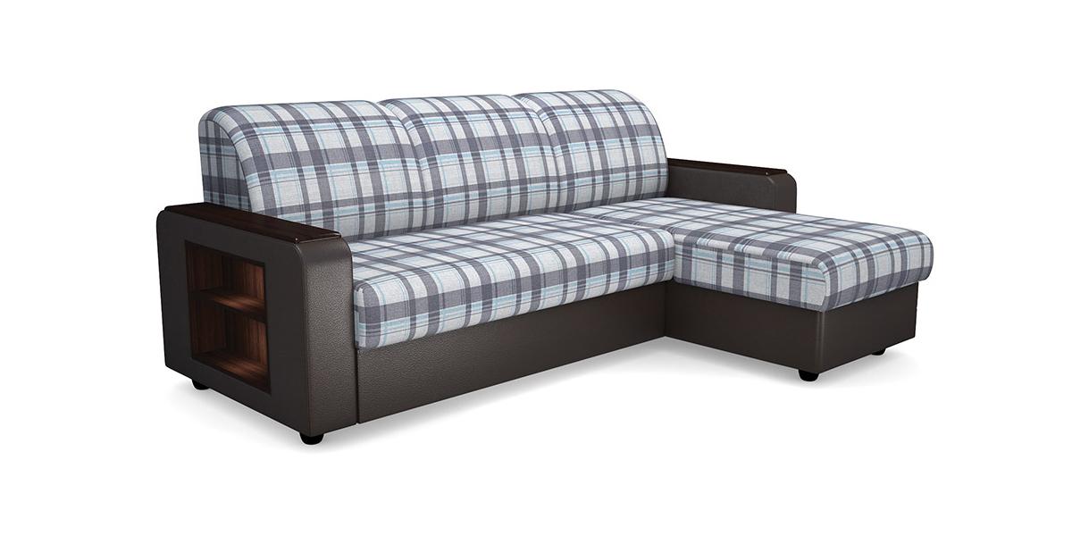 Угловой диван Виза 01 трапеция