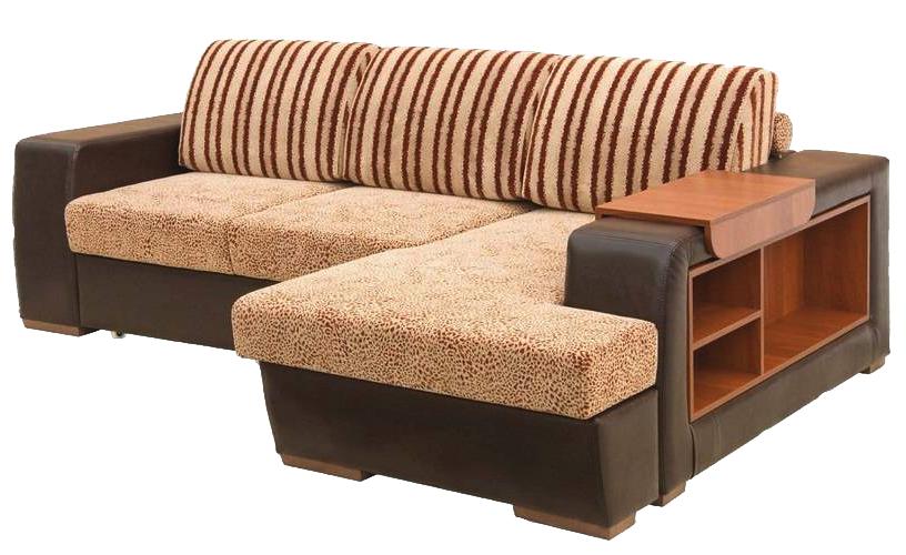 Угловой диван Домино-люкс