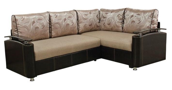 Угловой диван оттоманка Оникс 5D
