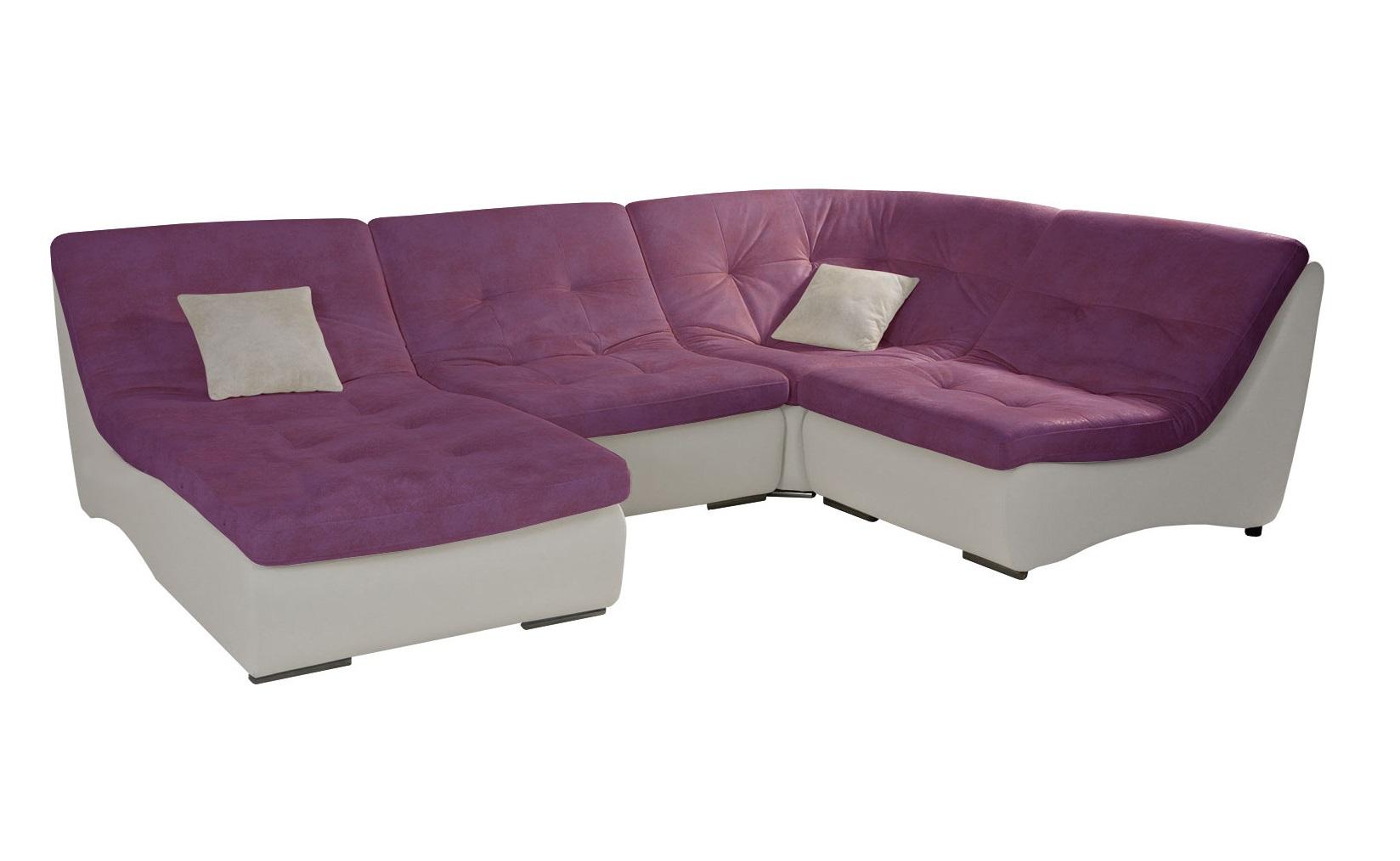 Угловой модульный диван Монреаль
