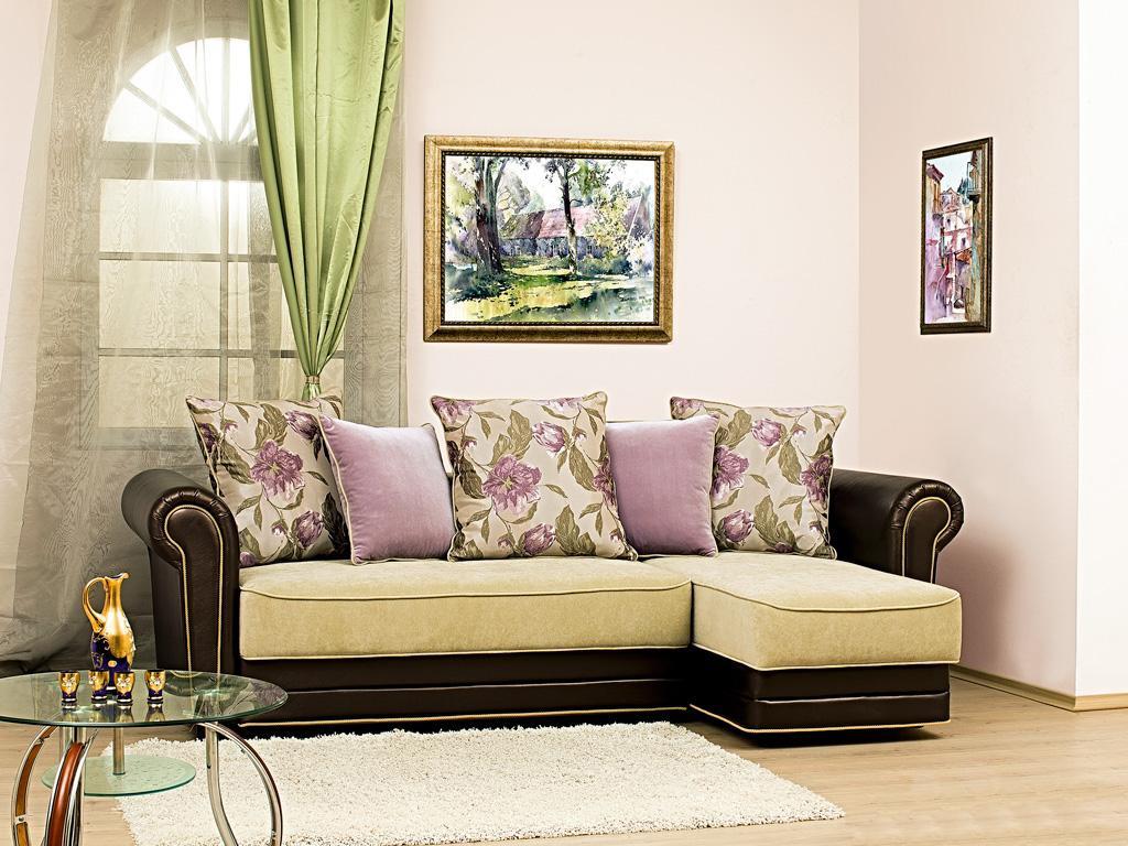 Угловой диван Верона угловой диван диван ру верона pink flowers