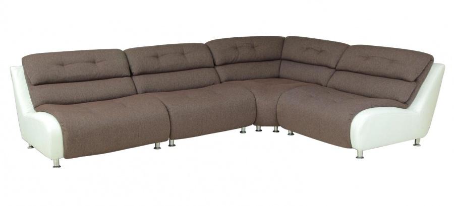 Угловой модульный диван Клауд