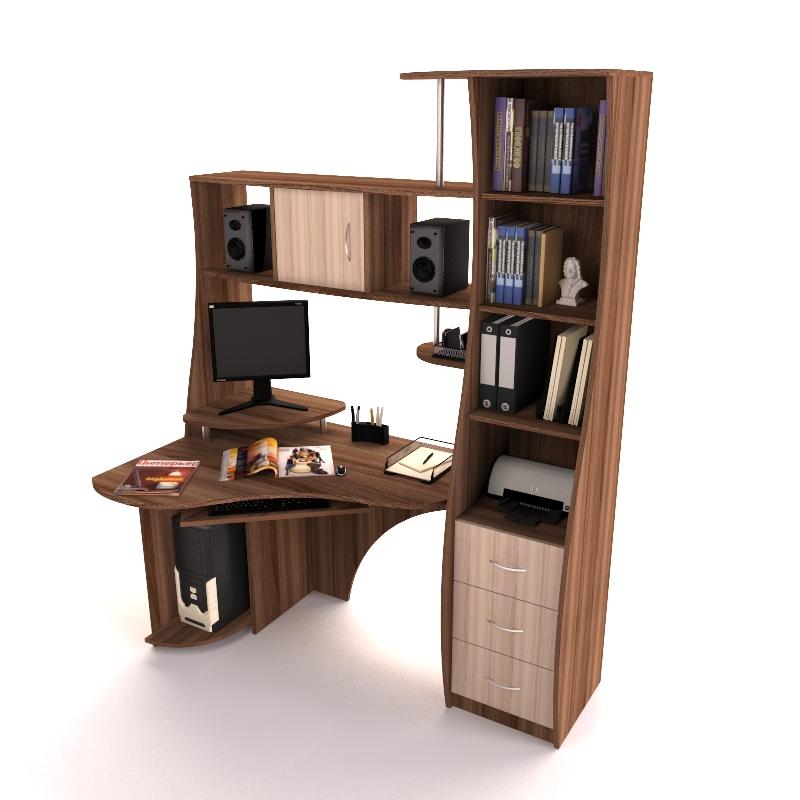 Компьютерный стол кс 20-17м2 за 11180 рублей - купить недоро.