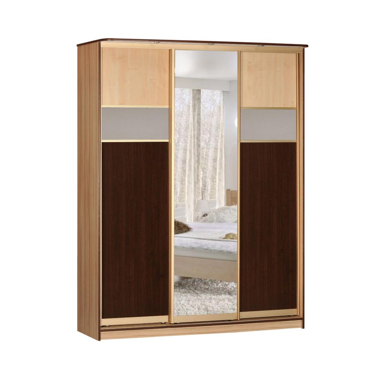 Концепт 25 шкафы купе геометрия мебели.