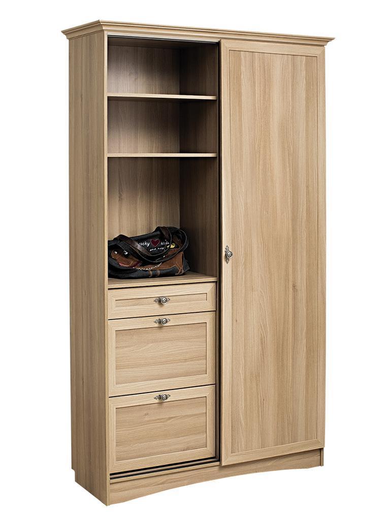 Шкаф для одежды Верона HM 013.16-03 шкаф для книг астория hm 013 03