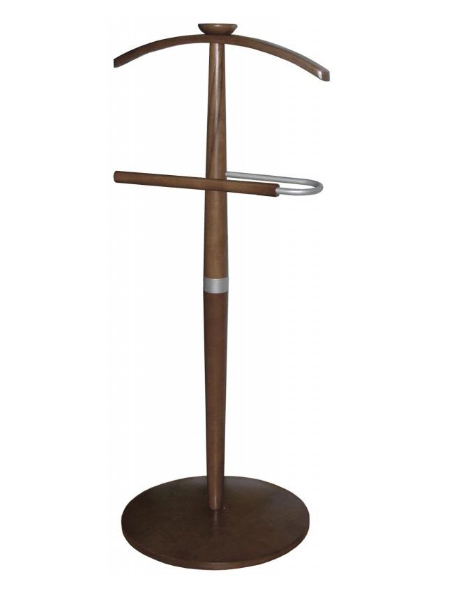 Вешалка Галант 348Вешалки<br>Размер: &amp;#216;450х1120<br><br>Материалы: Стальная труба, полимерное покрытие, МДФ, декоративные элементы - массив дуба<br>Полный размер: &amp;#216;450х1120<br>Вес товара (кг): 7<br>Комплектация: Маленькая чашечка для мелочей<br>Цвет: Металлик/Темно-коричневый<br>Изготовление и доставка: 2-3 дня<br>Количество упаковок: 1 шт<br>Размер упаковки: 540х460х80<br>Условия доставки: Бесплатная по Москве до подъезда<br>Условие оплаты: Оплата наличными при получении товара<br>Подъем на грузовом лифте: 300 руб.<br>Подъем без лифта: 150 руб./этаж<br>Гарантия: 12 месяцев<br>Производство: Россия<br>Производитель: Мебелик