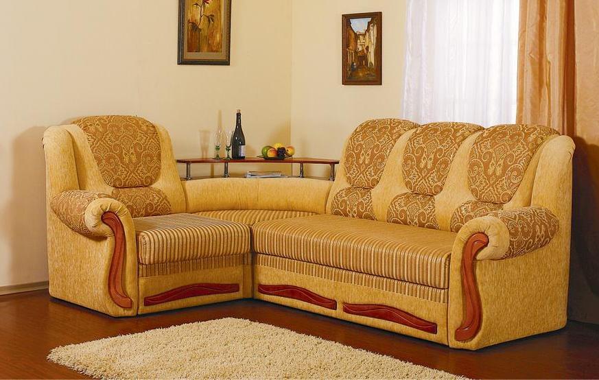 Угловой диван Виеста