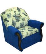 Кресло-кровать ВизитКресла для отдыха<br>Кресло-кровать Визит не только предназначено для малогабаритных квартир с маленькими гостиными и спальнями, эта модель прекрасно будет смотреться в просторной гостиной. Мебели должно быть немного, что бы каждая деталь создающая неповторимый колорит была заметна и дополняла другую объединяя и формируя единый образ.<br>