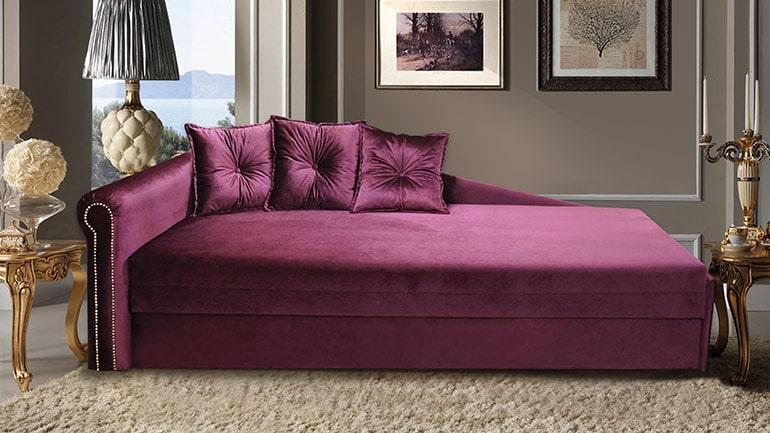 Выкатной диван Травиата