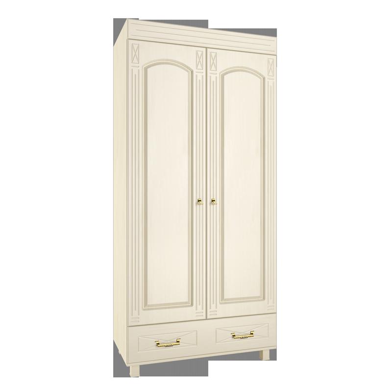 Шкаф платяной Элизабет ЭМ-6 кровать элизабет эм 17