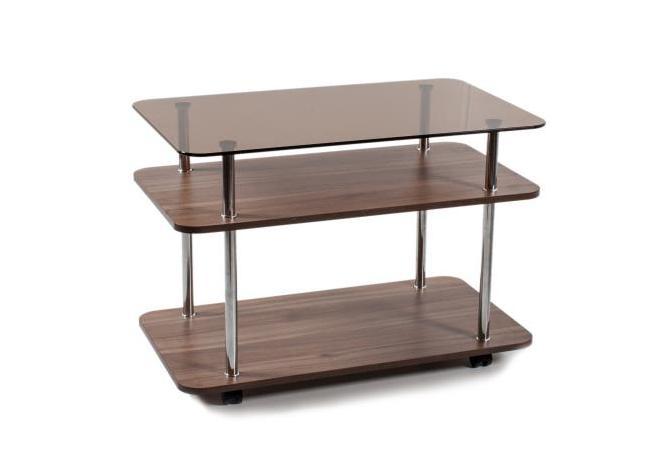 Журнальный стол со стеклом Юлия