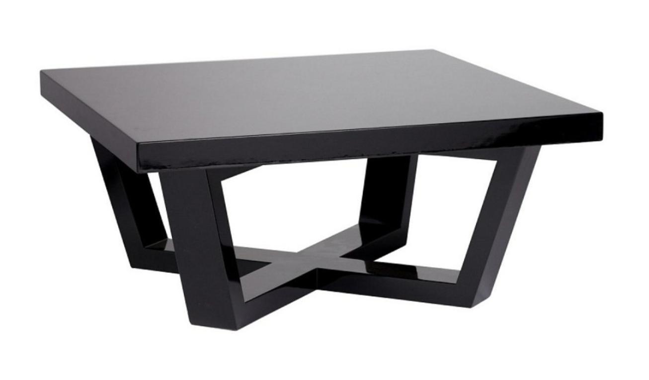 DG-HOME Журнальный стол Oak Black Varnish roomble журнальный столик oak veneer