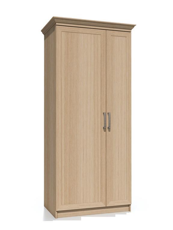 Шкаф для одежды Франко HM 013.02-01 фото