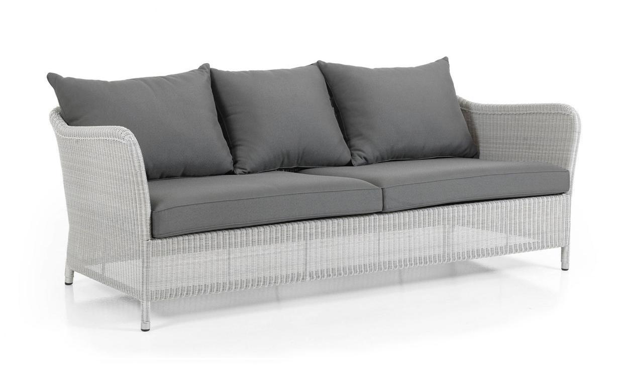 Плетеный диван Loria фото