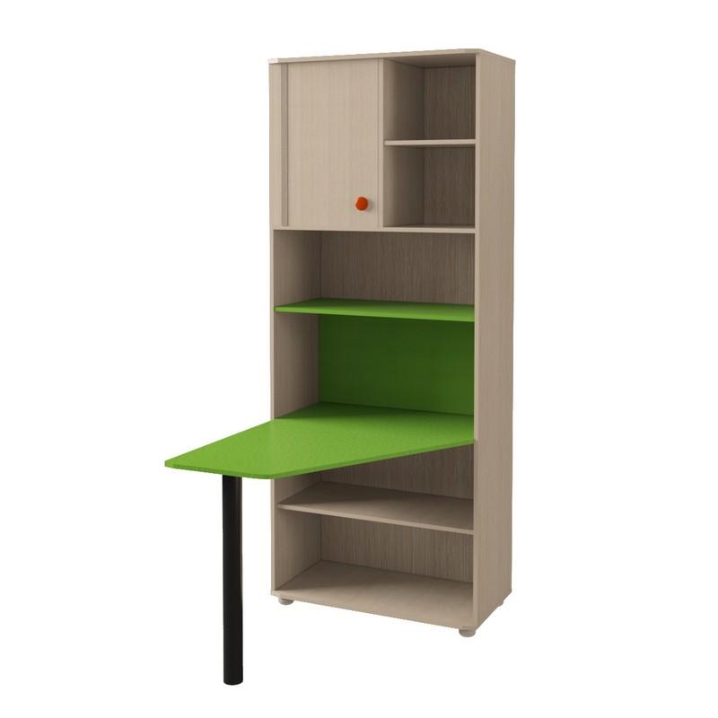 Шкаф для книг №116 МДК 4.13 фото