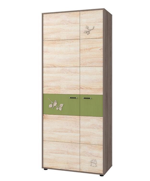 Шкаф для платья №129 МДК 4.14