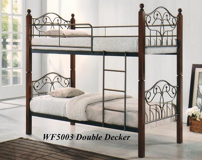 Двухъярусная кровать WF 5003(A)