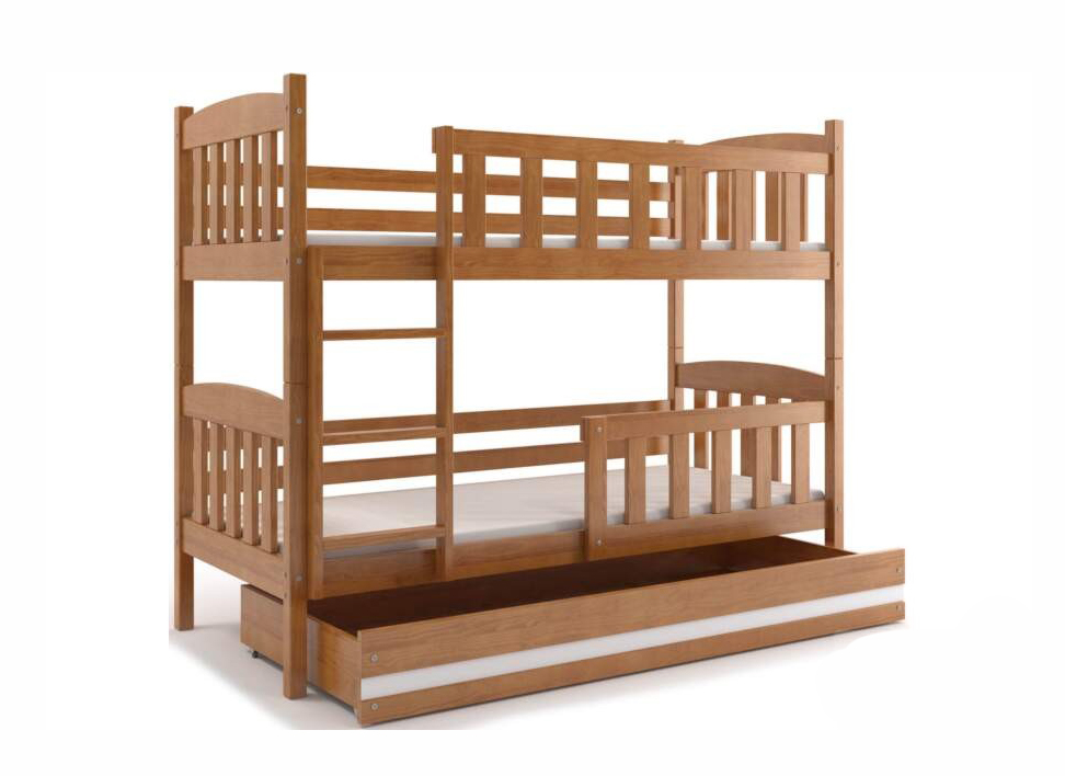 Детская двухъярусная кровать Дуэт
