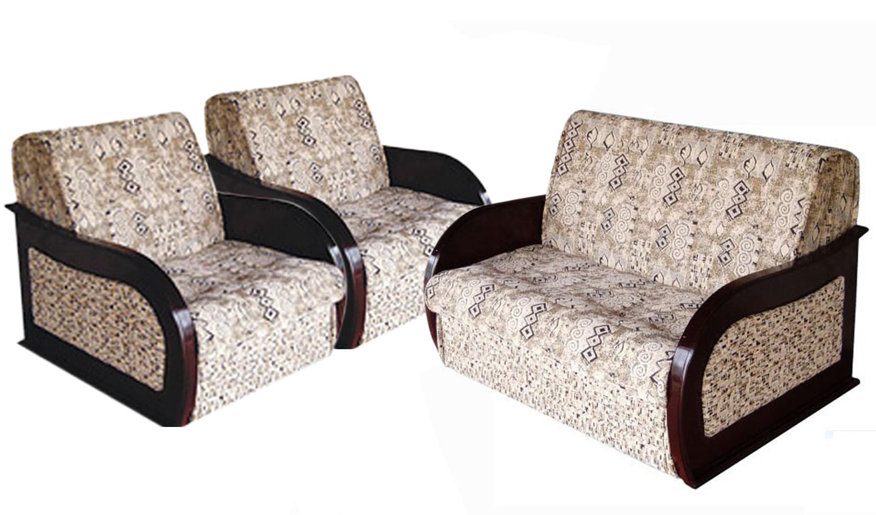 Комплект мягкой мебели Гольфстим
