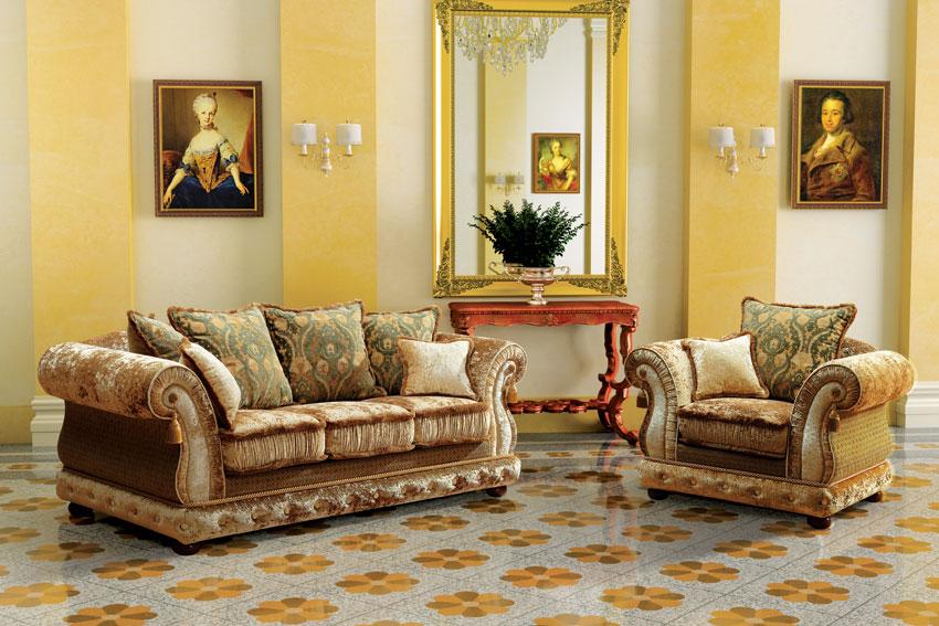 Комплект классической мебели Антонио