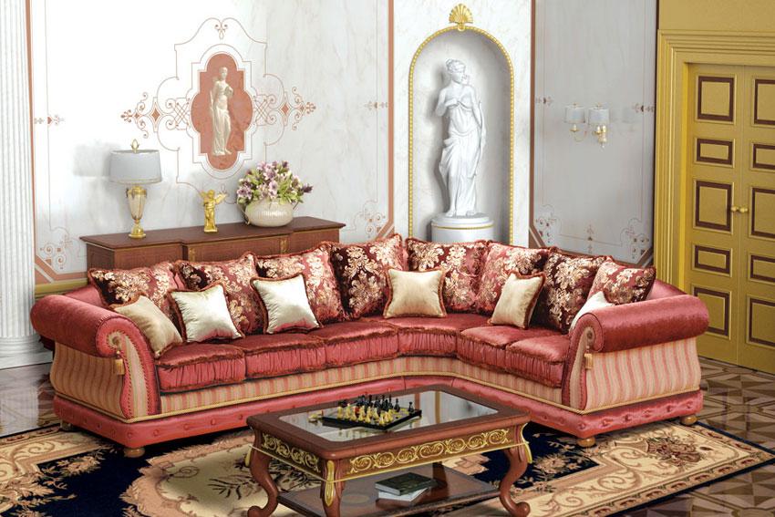 Классический угловой диван Антонио — Угловой диван Антонио