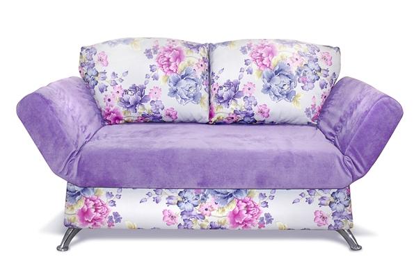 Диван Бабочка Вегас фиолет