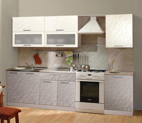 Кухонный гарнитур Базис 01