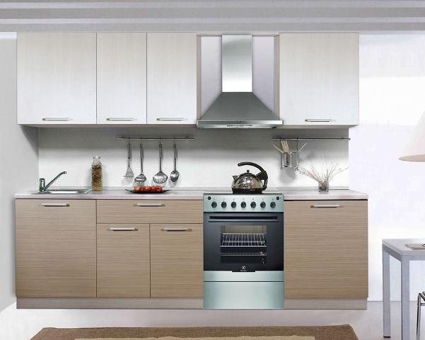 Кухонный гарнитур Базис 03 фото