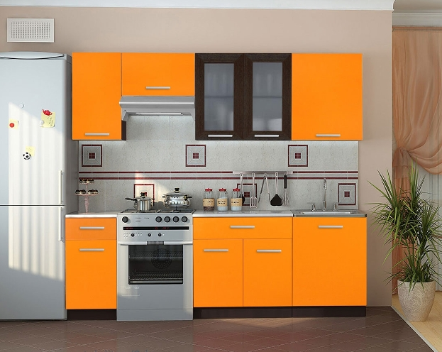 Кухонный гарнитур Базис 07